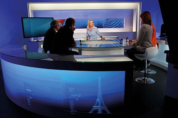France 24 Arabe - فرانس 24 - Tv en direct